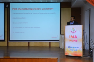 Dr. Rahul Kulkarni invited at IMA Pune - OncoWin Clinic | Aundh, Pune